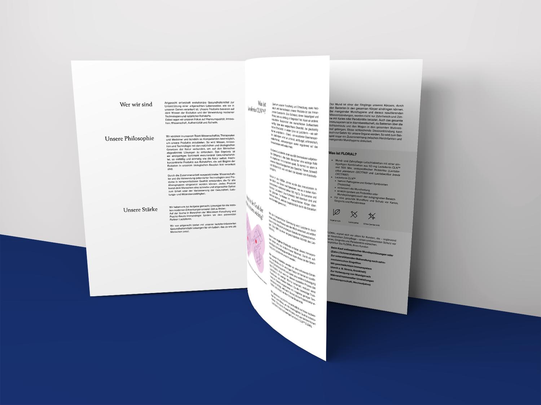 3 Page Brochure Mockup