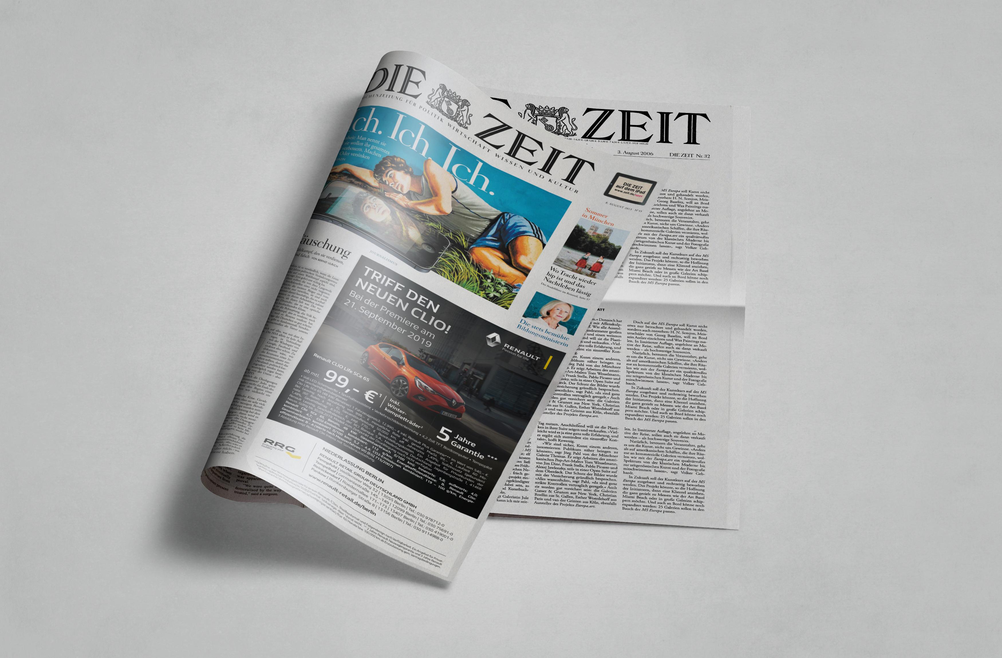 zeitung_anzeige_clio